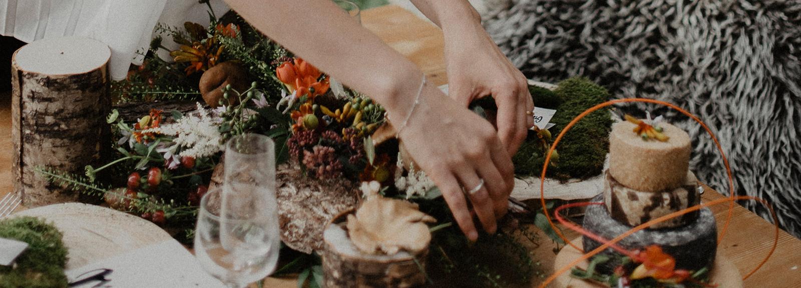 Heiraten in Südtirol - Liebe zum Detail