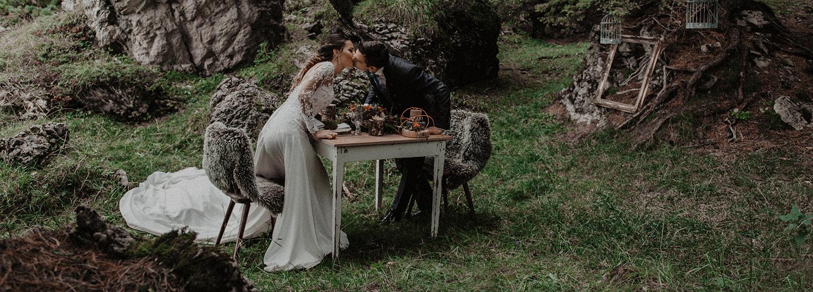Heiraten in Südtirol - dem Brautpaar verpflichtet